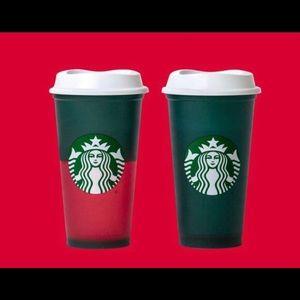 Starbucks hot colour change set of 2 brand…